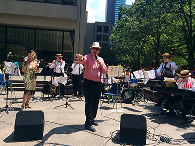 Linda Ipanema - August 5, 2014 - Rudin Management Concert Series